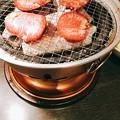 写真: 誕生日焼肉