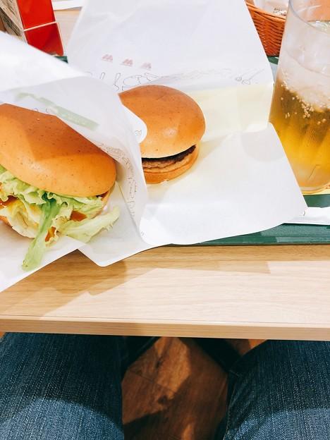 写真: 昼ごはん
