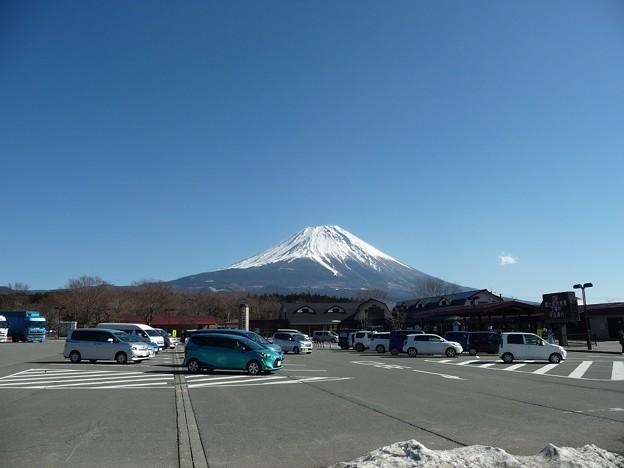 20200205道の駅朝霧高原より(2)