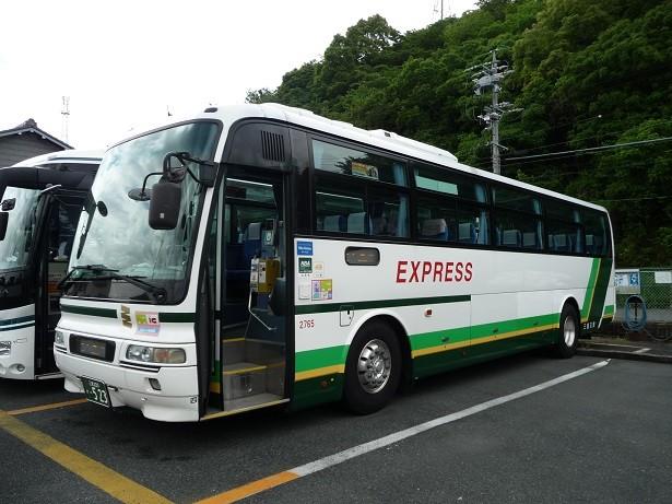 PJエアロバス(もと空港車)