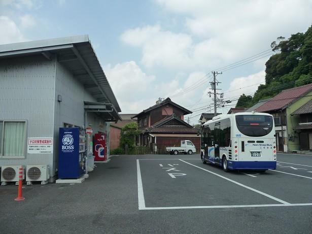 山城駅前(3)