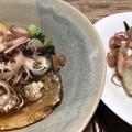 2018.8.17 鯖の味噌煮と冷奴