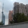 2018.12.14 福岡タワーと構想マンション郡