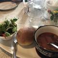 Photos: 2019.10.19 手作りパン工房MADOKAのスープランチ