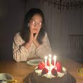 2020.3.27 ももちゃんのお誕生日