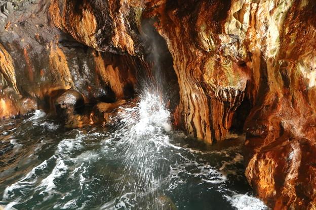 Photos: 三段壁洞窟