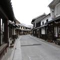 写真: 美観地区の街並み