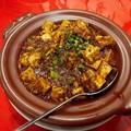 写真: 麻婆豆腐