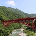 Photos: 黒部トロッコ列車