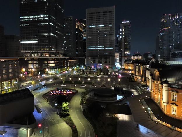 Photos: 東京駅の夜景