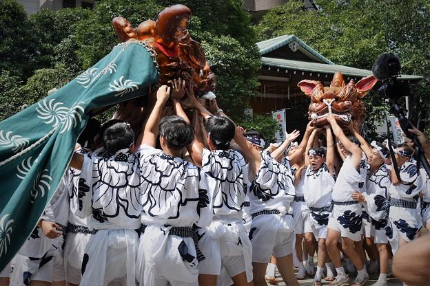 佃島 住吉神社祭り