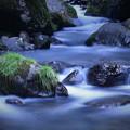 写真: 吐竜の滝