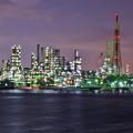 Photos: 新磯子の工場夜景