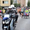 写真: フランクフルト市民マラソン