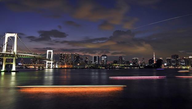 Photos: レインボーブリッジより夜景