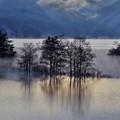 Photos: 秋元湖の朝
