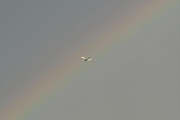 虹の彼方に~♪