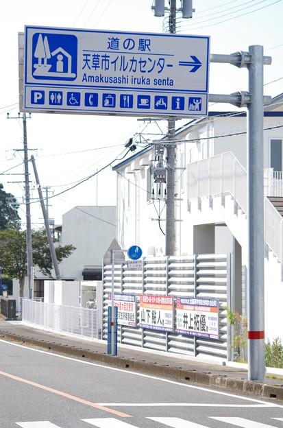 002_道の駅天草市イルカセンター