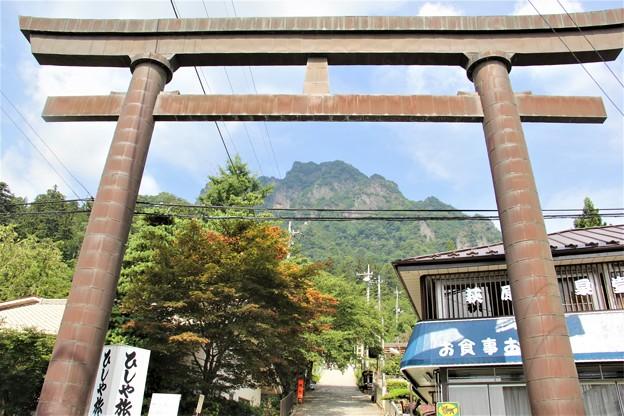 写真: 妙義神社