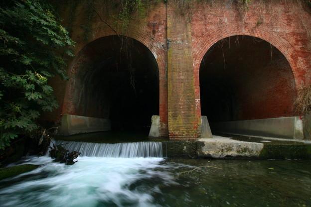 504 宮田川の眼鏡橋