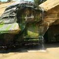 日立の河童岩
