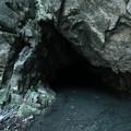 写真: 645 諏訪の水穴