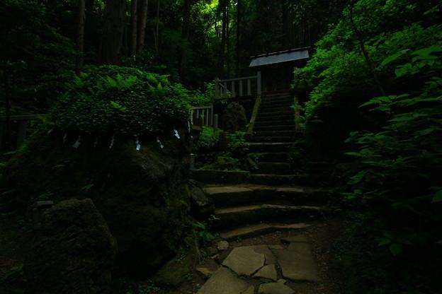 Photos: 453 かびれ神宮 御岩山
