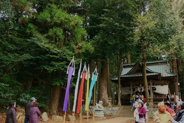 104 十王 愛宕神社の火伏祭