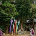 154 十王 愛宕神社の火伏祭