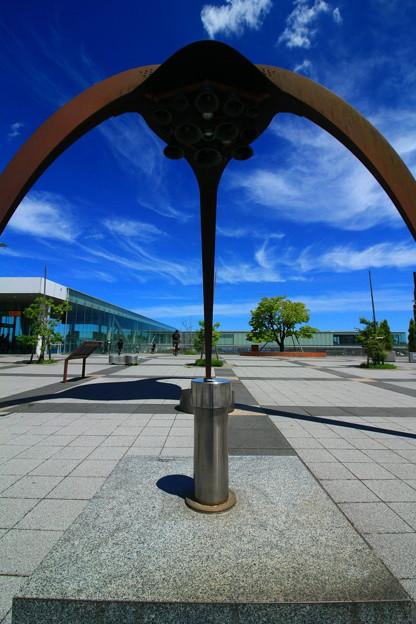 Photos: 012 ピースマーカー 日立・平和の鐘