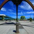 写真: 010 ピースマーカー 日立・平和の鐘