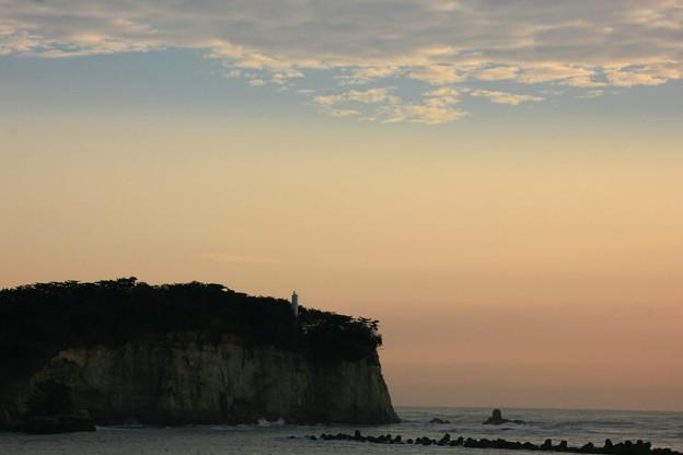 写真: 210 川尻灯台