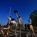 写真: ゴールデンズ in 日立 平和の鐘