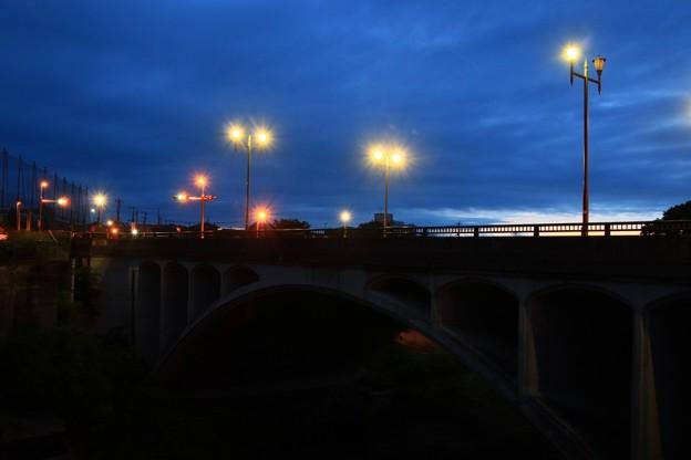 Photos: 607 宮田川橋