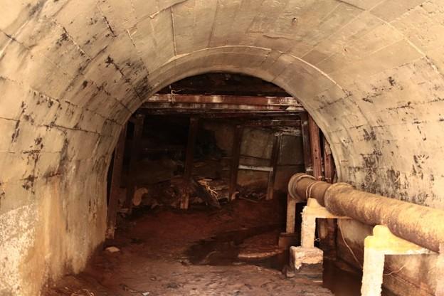 364 金山トンネル