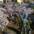085 かみね公園のバルカン像