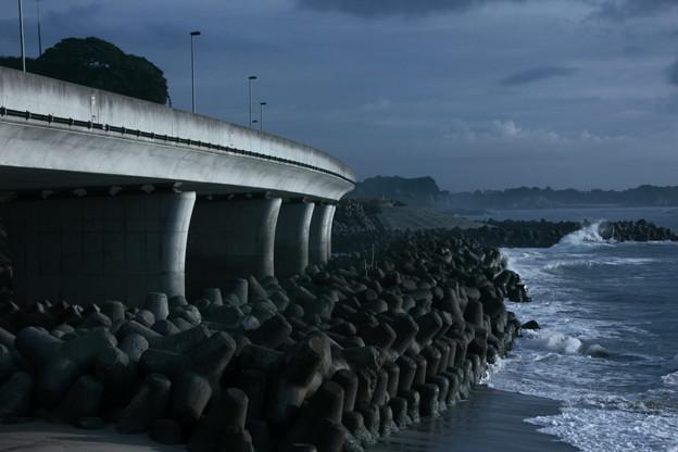 Photos: 317 滝の上川高架橋 日立バイパス