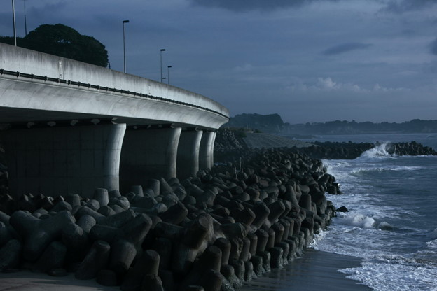 Photos: 320 滝の上川高架橋 日立バイパス