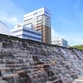 新都市広場の滝
