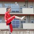 Photos: 中国雑技芸術団 于涛 ひたち国際大道芸