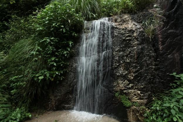 Photos: 奈々久良の滝 下段