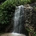 奈々久良の滝 下段