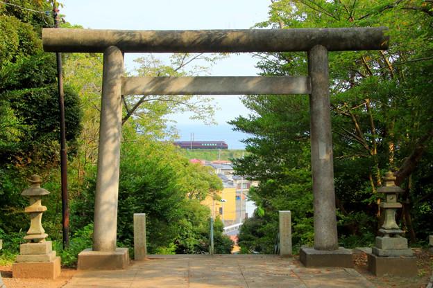 703 会瀬鹿嶋神社