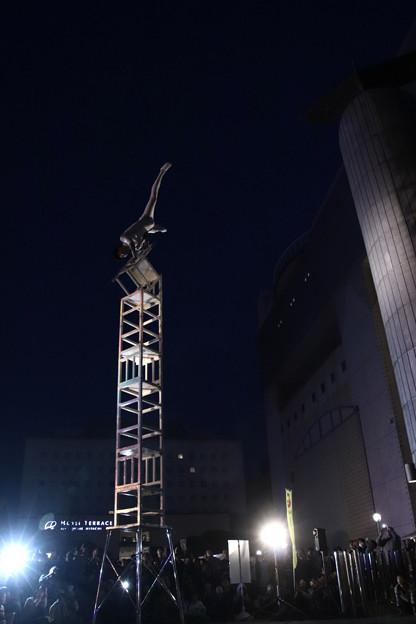 Photos: 夜会 ひたち国際大道芸