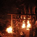 Photos: 愛宕神社の松明祭り いわき