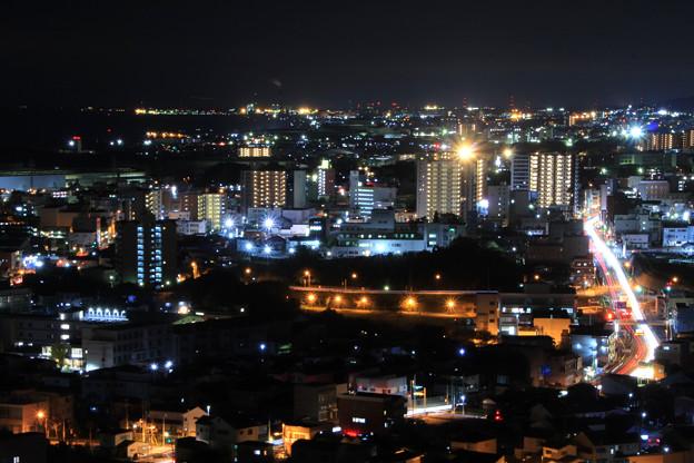 Photos: かみね公園 展望台からの夜景