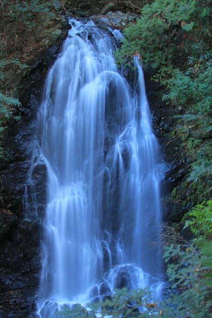 585 玉簾の滝 日立市