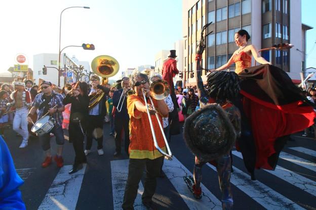 Photos: フィナーレパレード ひたち国際大道芸