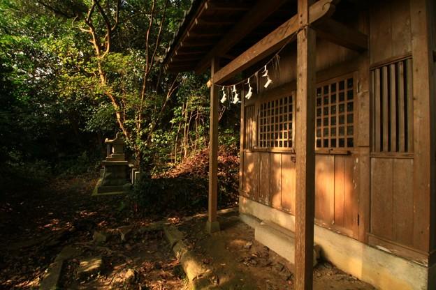 Photos: 222 白山神社