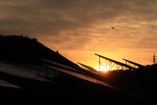 170 十王の太陽光発電